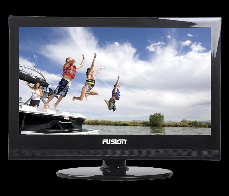 LCD TV 22 z DVD - Fusion Marine