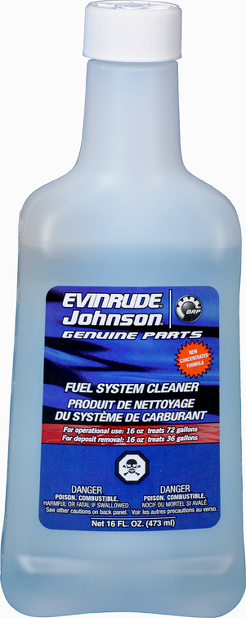 Evinrude - Fuel system cleaner