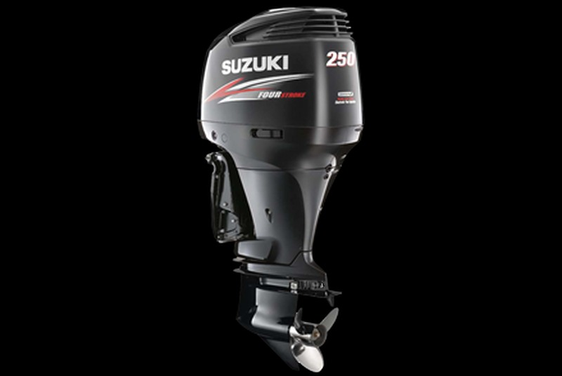 SUZUKI DF 250