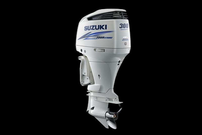 SUZUKI DF 300A