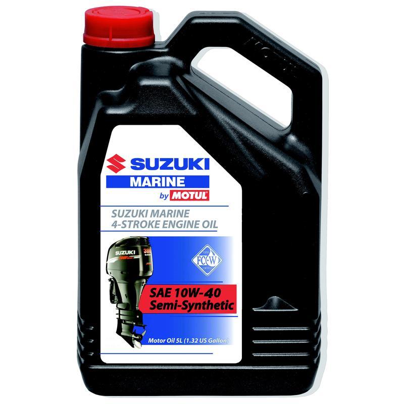 Olje - Suzuki Marine 4 stroke Engine Oil
