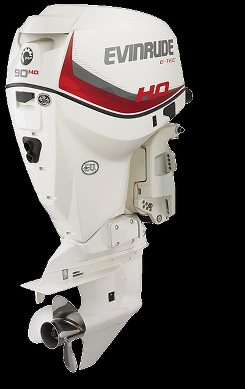 Evinrude E90 H.O.