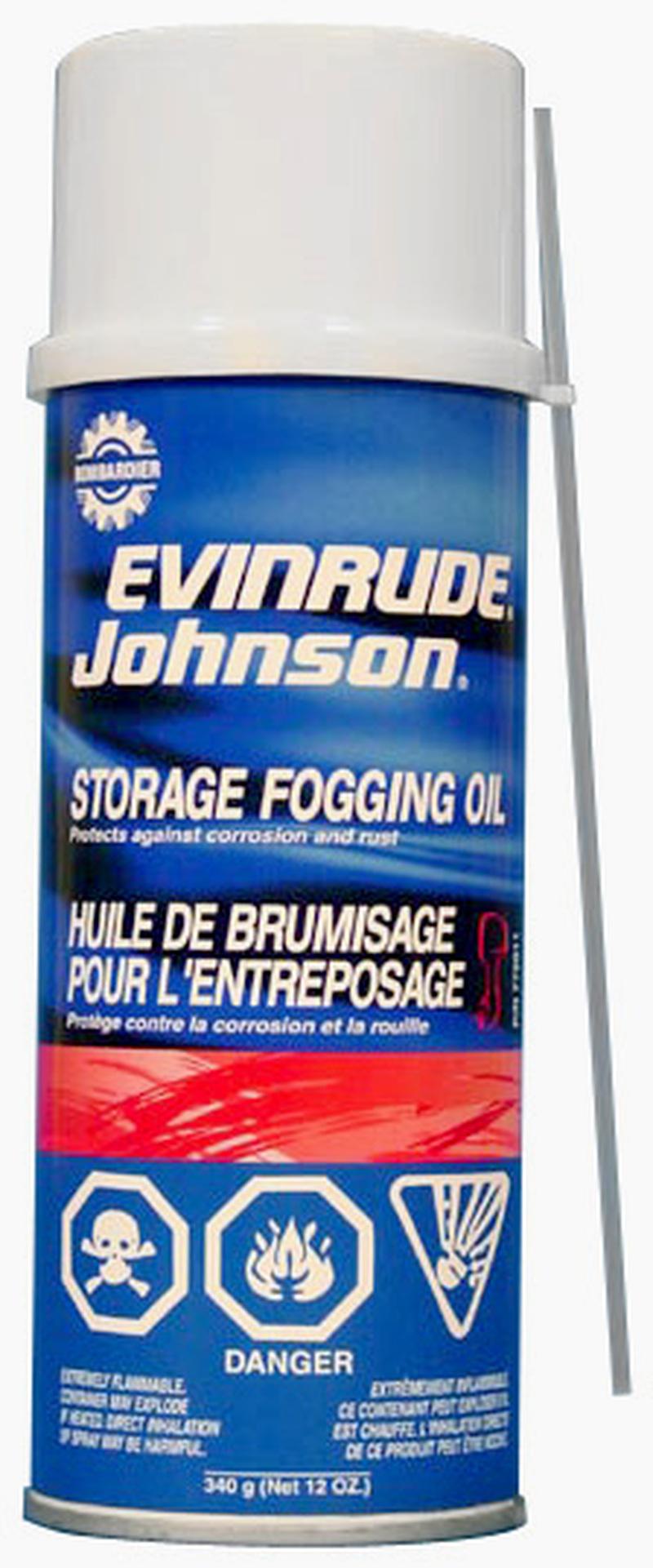 Olje Evinrude - za konzervacijo motorja