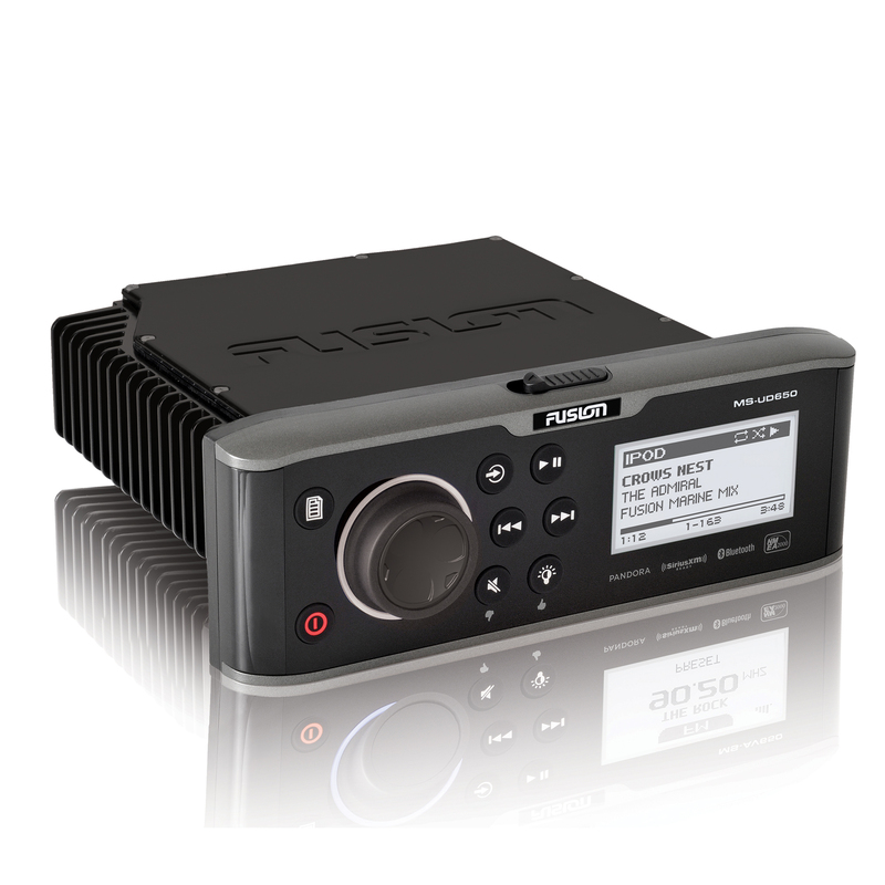 Radio - Fusion Marine 650 - Unidoc