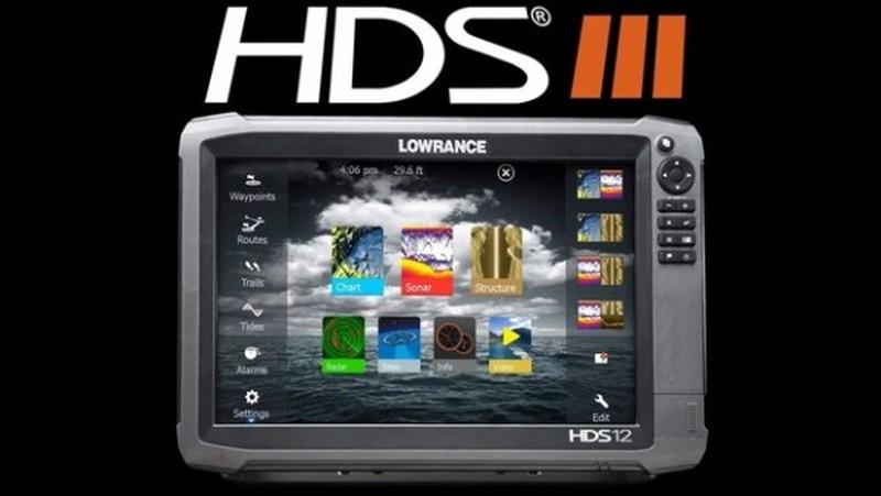 Lowrance HDS-12 Gen3 Touch - AKCIJA