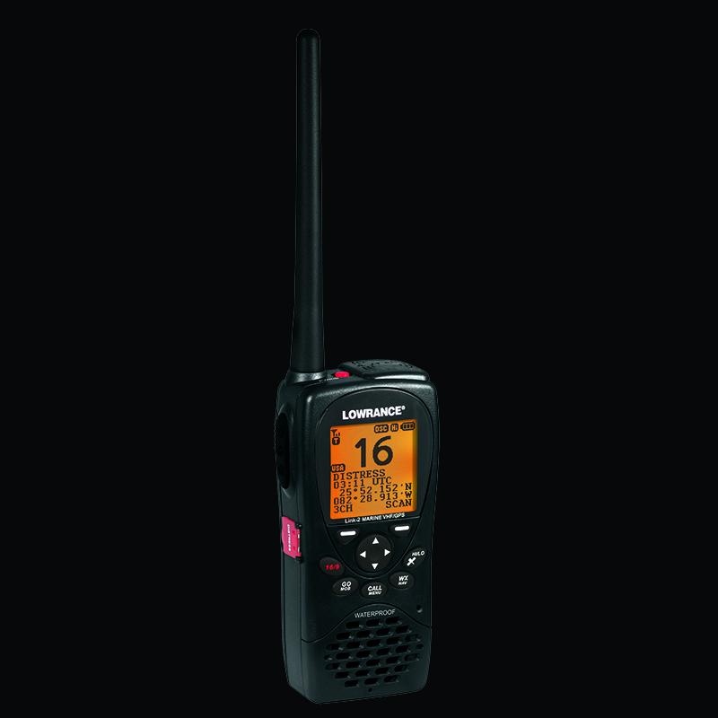 Lowrance - VHF - Link 2 DSC