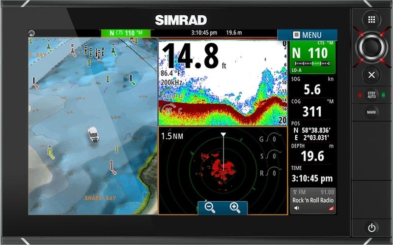 SIMRAD NSS-12 EVO2 - Touch - AKCIJA