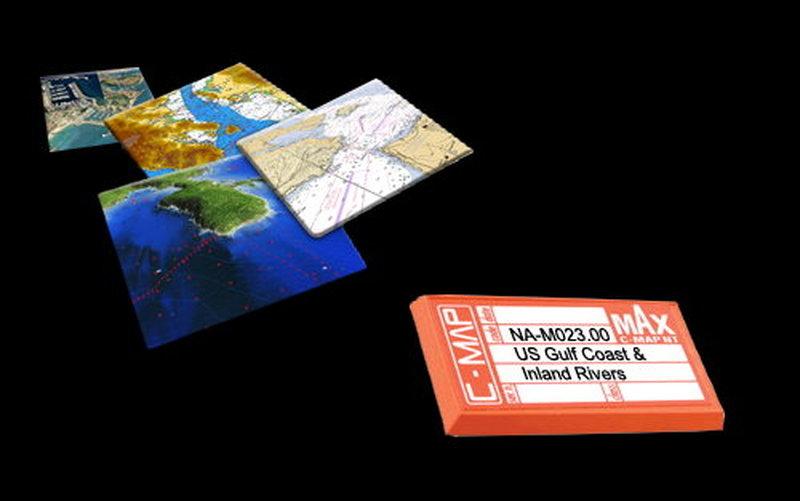 C-MAP - Kartografija