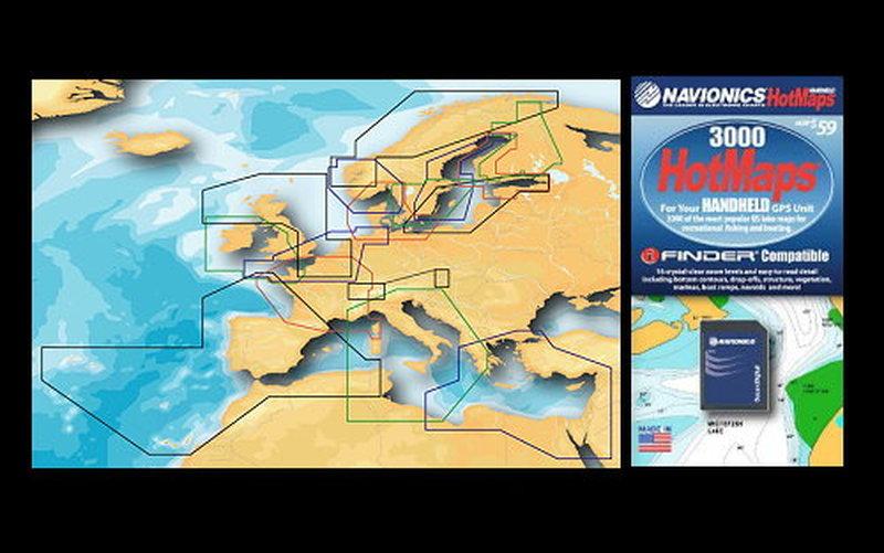 NAVIONICS - Kartografija