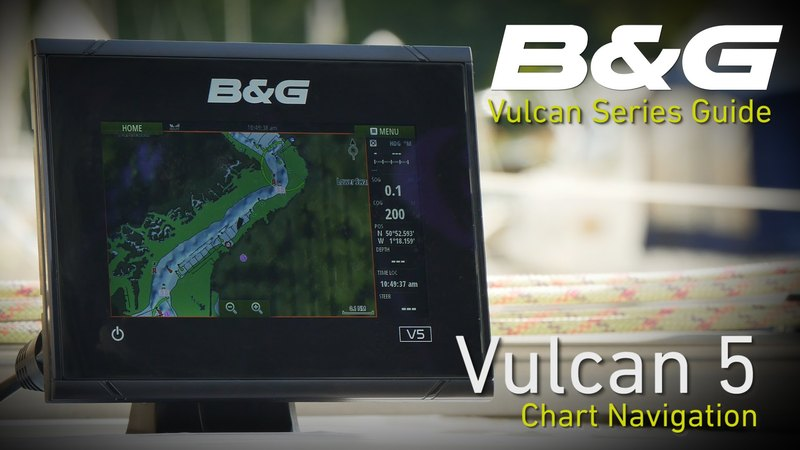 B&G Vulcan 5
