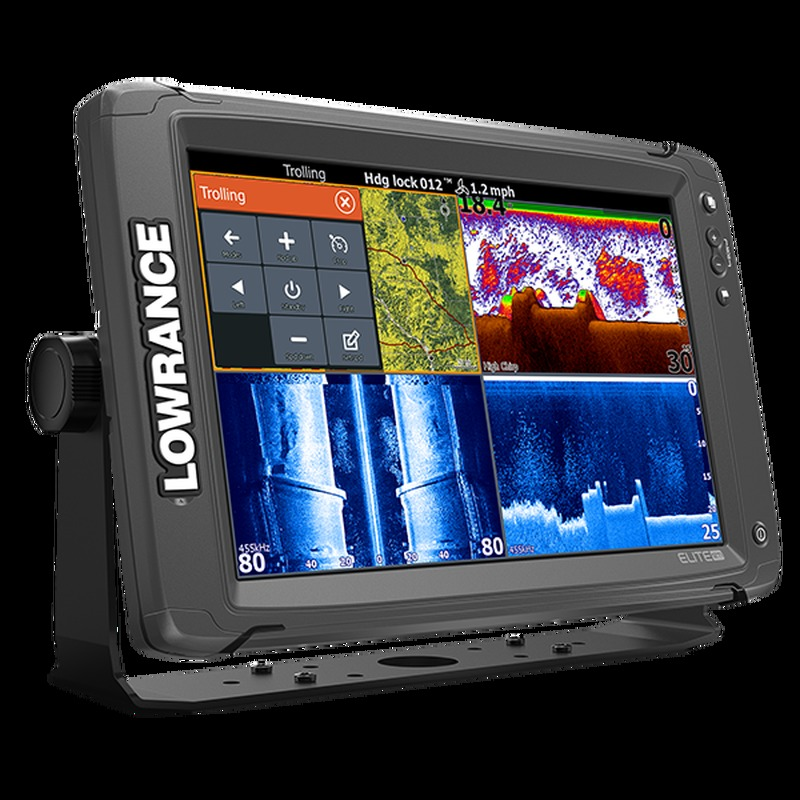 Lowrance Elite 12 TI