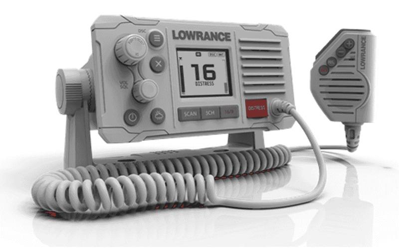Lowrance - VHF - Link 6 DSC