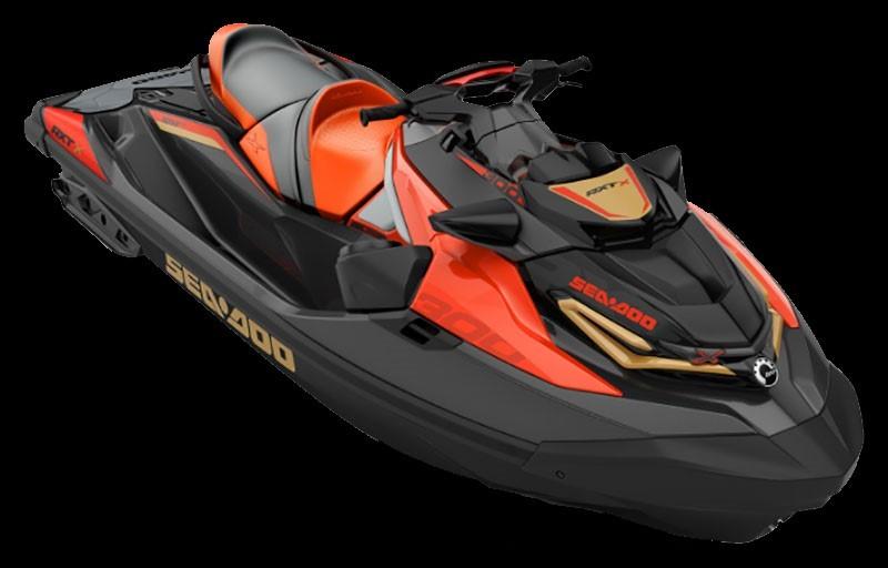 SEA-DOO RXT-X 300 - Lava Red - AKCIJA -10%