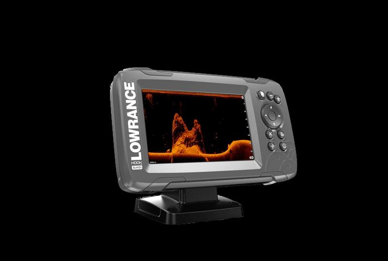Lowrance HOOK2 5X - GPS Splitshot