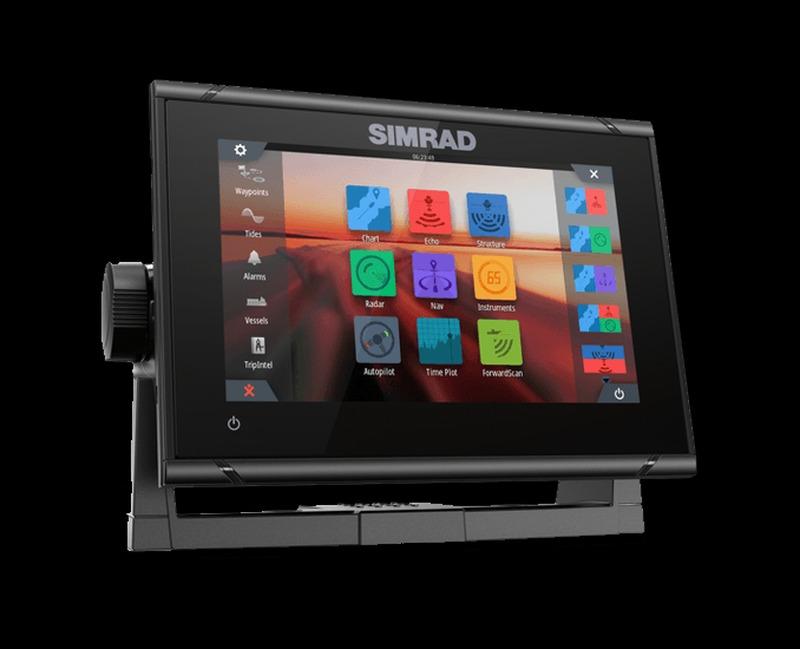 SIMRAD GO-7 XSR - Touch