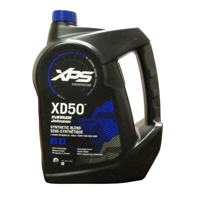 Olje Evinrude XD50