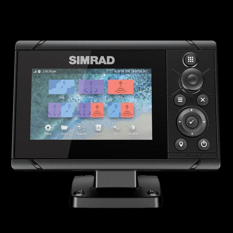 SIMRAD  CRUISE 5