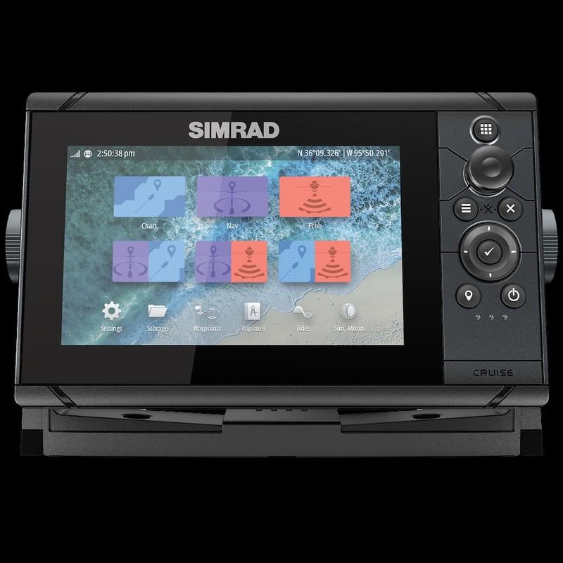 SIMRAD  CRUISE 7