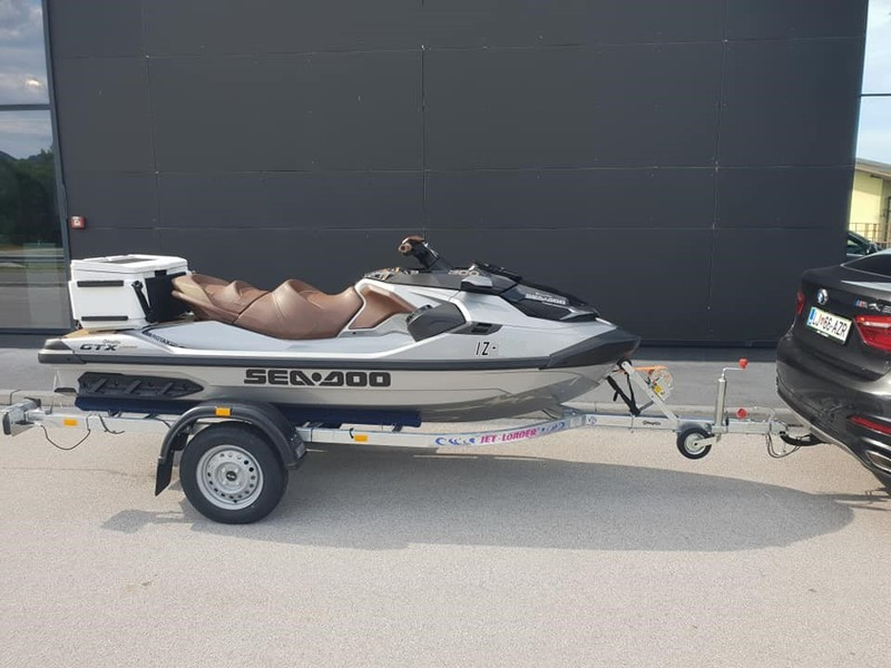 SEA DOO - GTX 300 - LIMITED - salonsko - testni