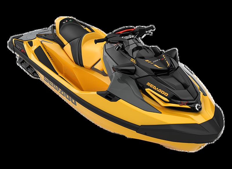 SEA-DOO RXT-X 300 - Millenium Yellow