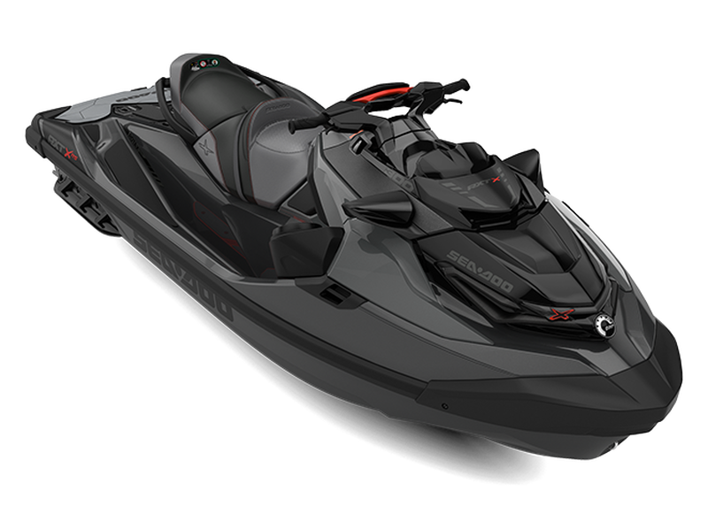 SEA-DOO RXT-X 300 - Triple Black- Sound System