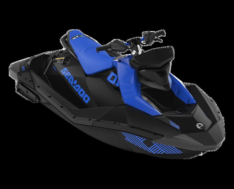 SEA-DOO SPARK 2UP - TRIXX - iBR - 90hp - Dazzling Blue