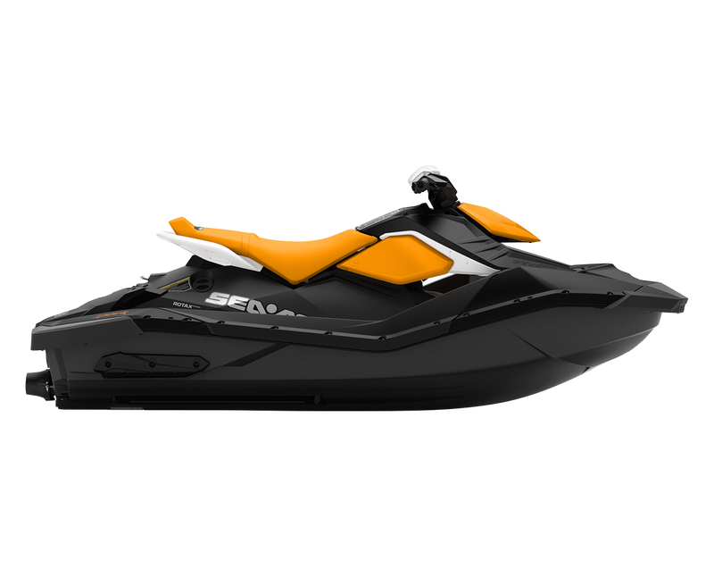 SEA-DOO SPARK 2UP - iBR - 90hp - Black