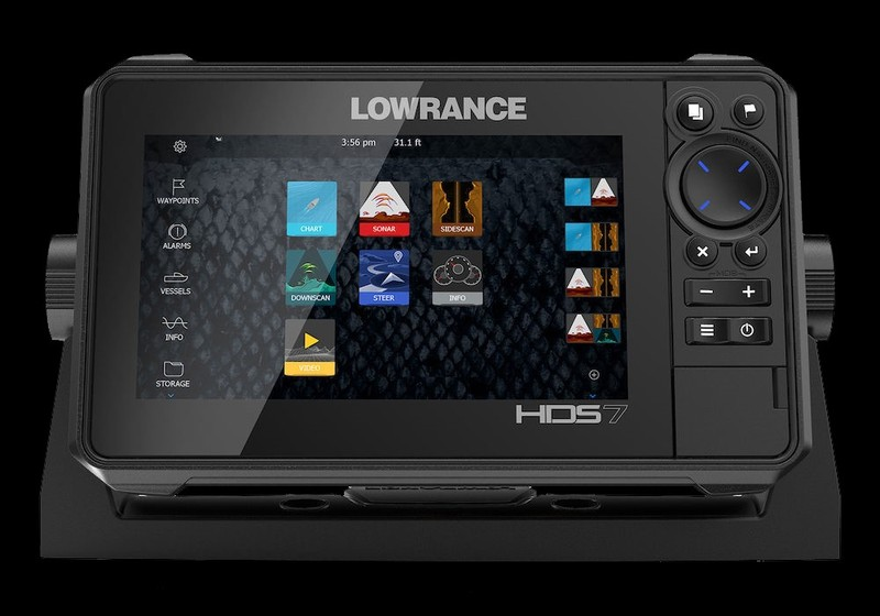 LOWRANCE HDS 7 LIVE - AL3in1