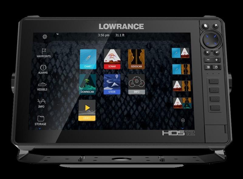 LOWRANCE HDS 12 LIVE - AL3IN1