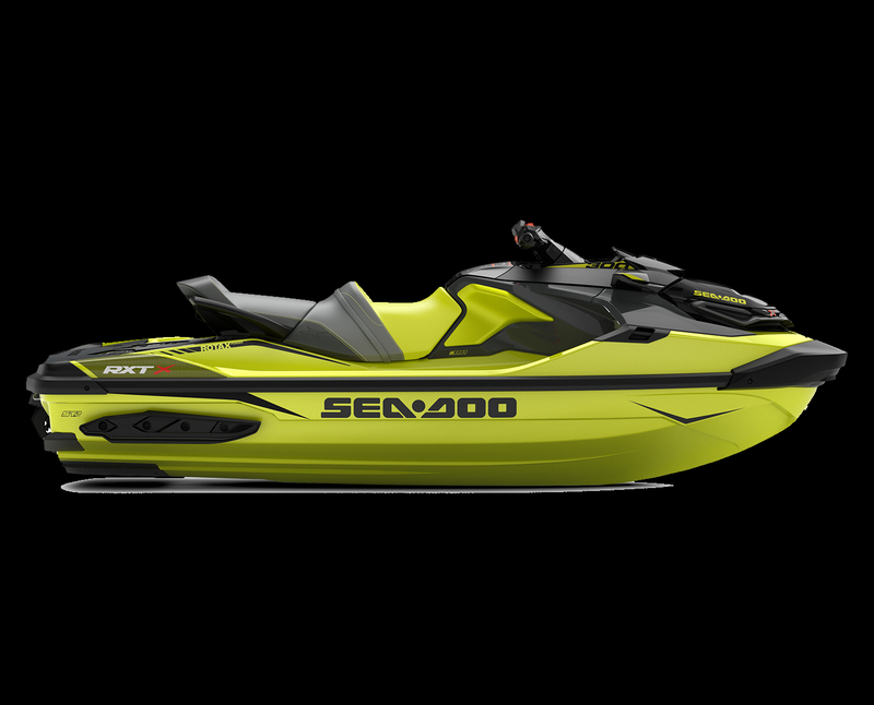 SEA-DOO RXT-X 300 - Neon Yellow - AKCIJA -10%