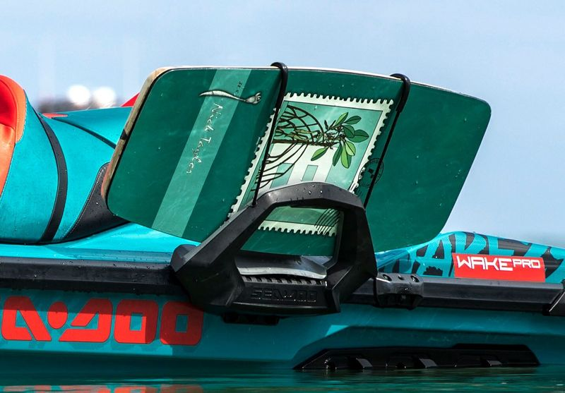 SEA DOO - WAKEBOARD RACK