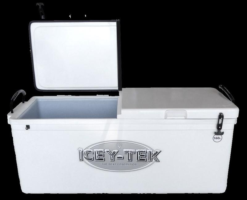 ICEY - TEK: SKRINJA 160L DL