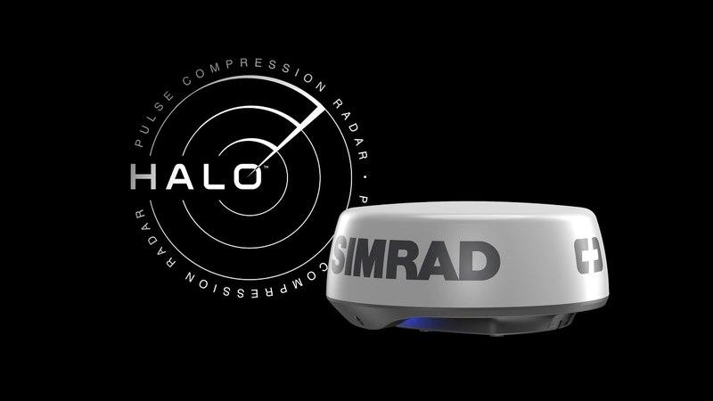 SIMRAD  HALO 20 - Radar