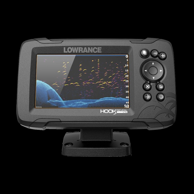LOWRANCE HOOK REVEAL  5  50/200 ROW
