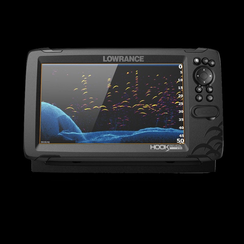 LOWRANCE HOOK REVEAL  9  50/200 ROW