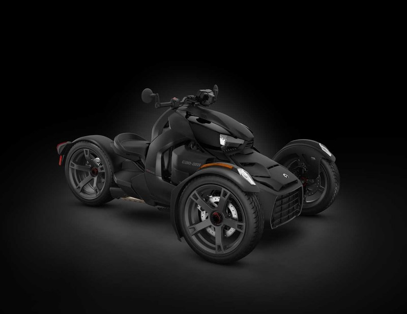CAN-AM RYKER 600 ACE