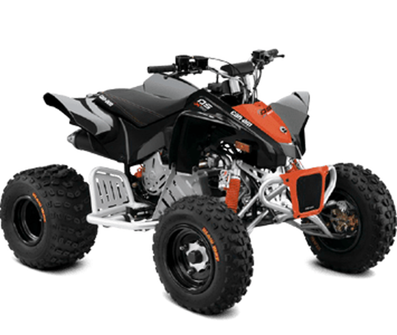 CAN-AM YOUTH DS 90 X