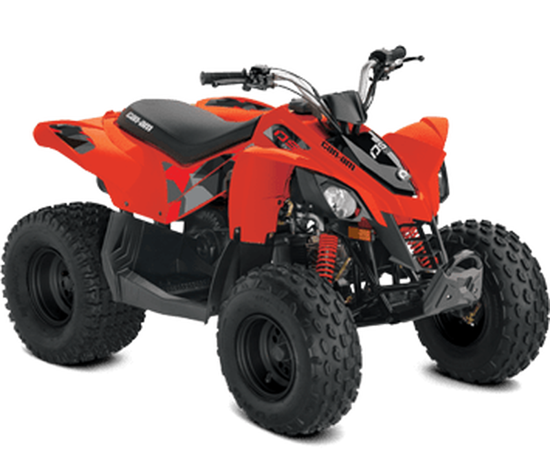 CAN-AM YOUTH DS 90