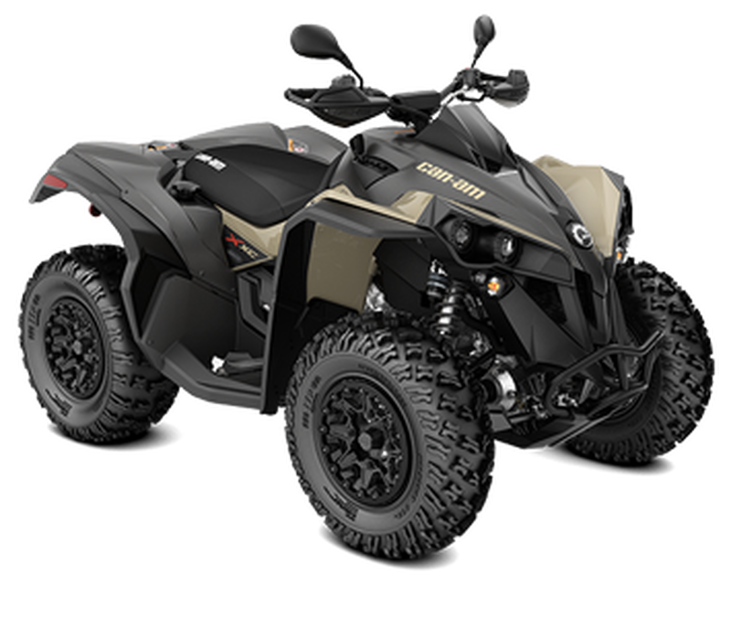 CAN-AM RENEGADE X XC 650 T