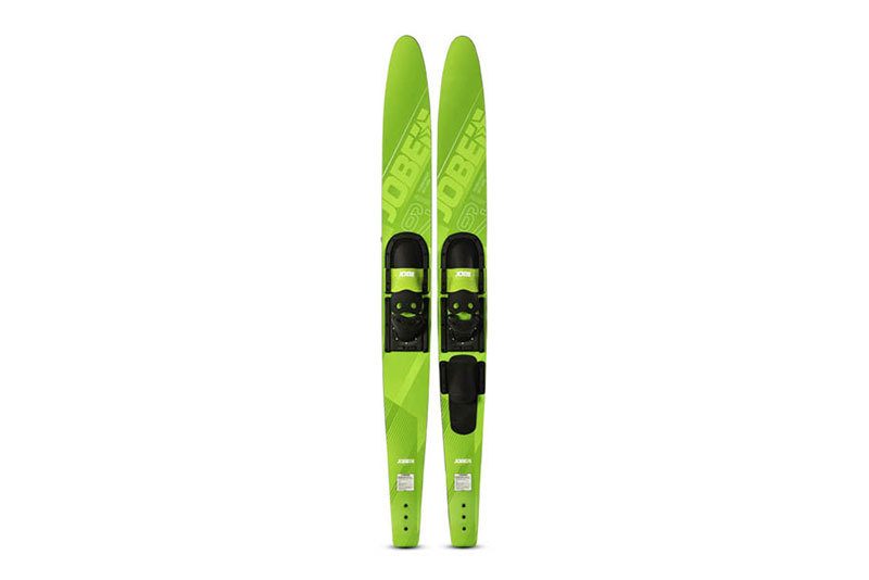 JOBE Allegre Combo Skis LimeGreen 67