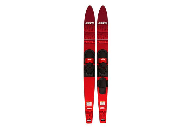 JOBE Allegre Combo Skis Red