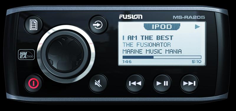 Radio - Fusion Marine -MS-RA 205