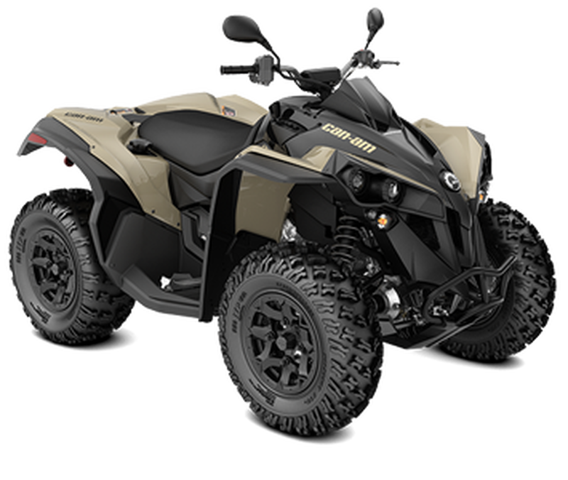 CAN-AM RENEGADE DPS 650 T